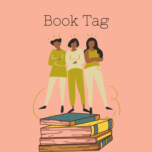 Totally Should've Book Tag